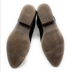 Fergalicious Shoes - Fergalicious Integrity Faux Suede Western Booth